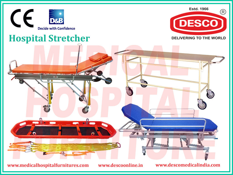 Medical Hospital Manual Stretchers