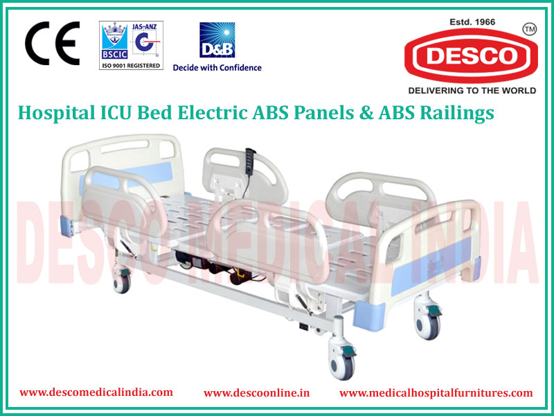 ABS RAILING ICU BED