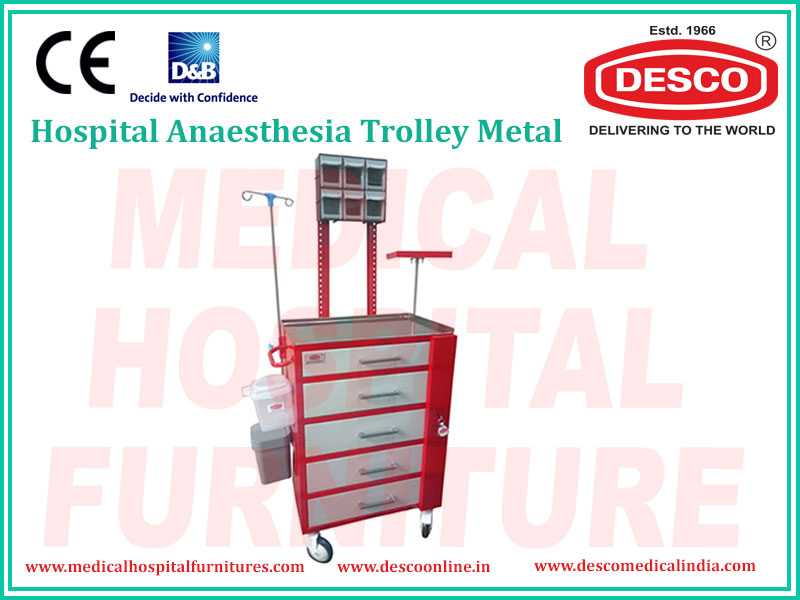 anesthesia trolleys manufacturers