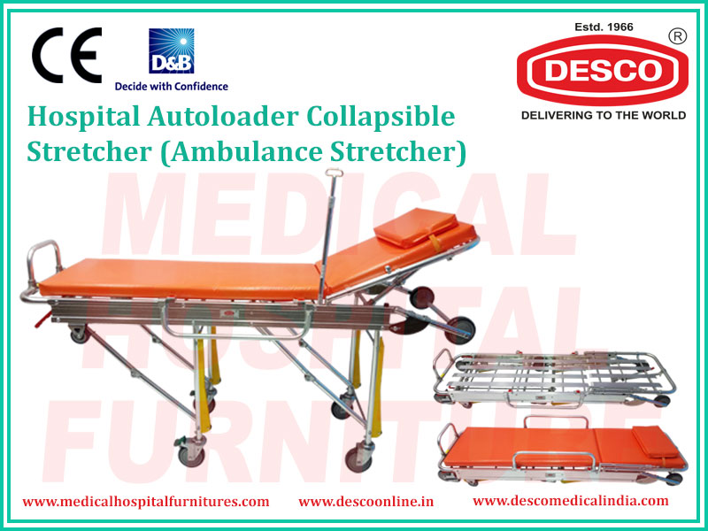 hospital ambulance stretcher