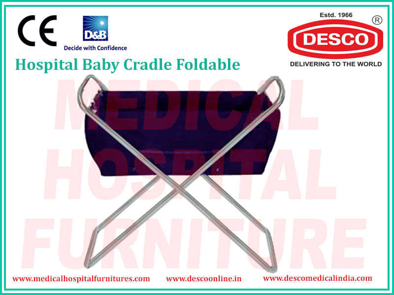 foldable baby cradle india