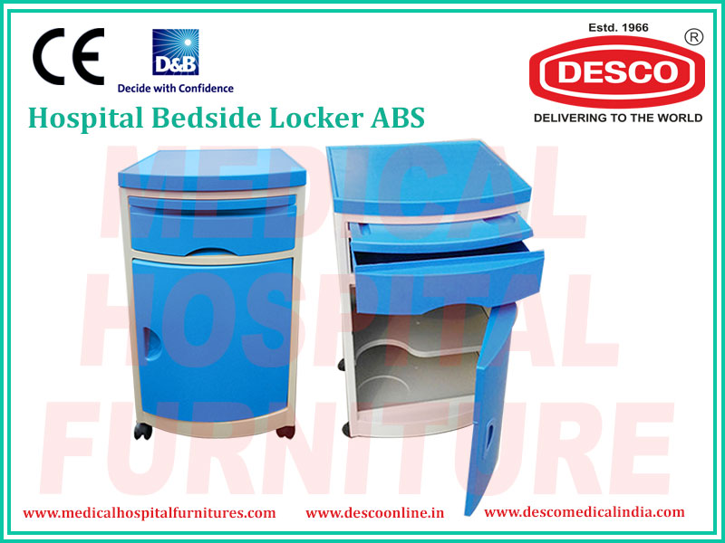 Abs Bedside Locker