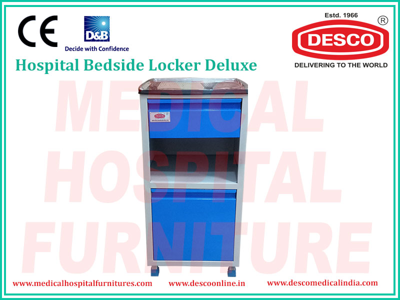 bedside lockers for hospitals