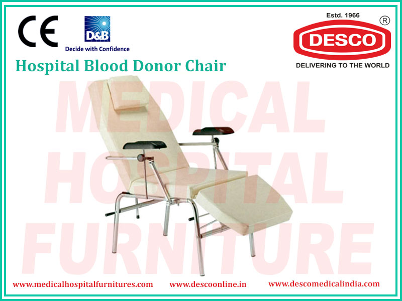 BLOOD DONOR CHAIR