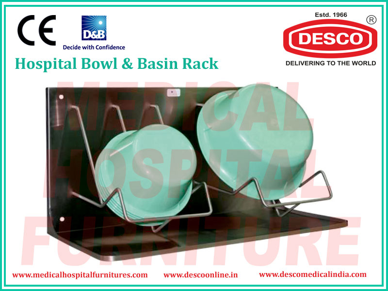 BOWL & BASIN RACK
