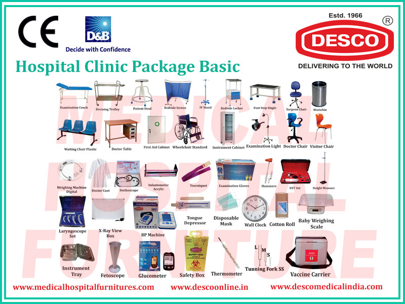 CLINIC PACKAGE BASIC