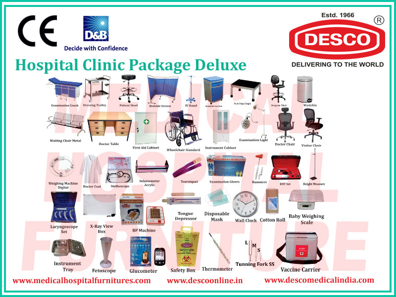 CLINIC PACKAGE DELUXE