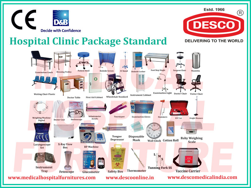 CLINIC PACKAGE STANDARD