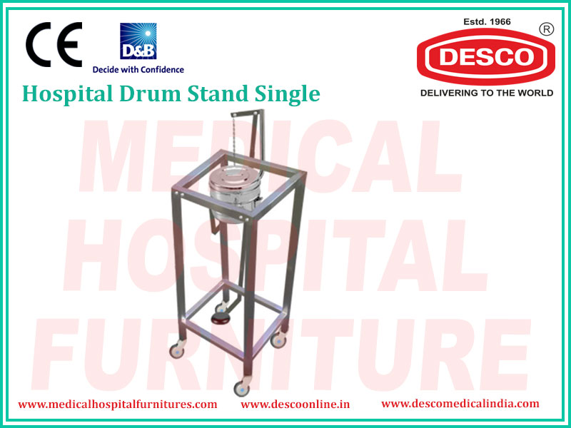 SINGLE DRUM STAND
