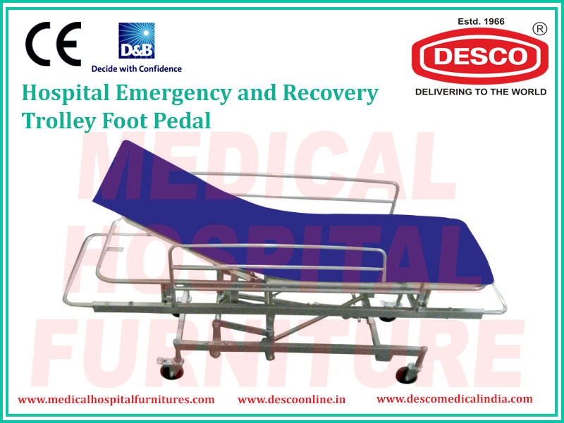 EMERGENCY AND RECOVERY TROLLEY STANDARD