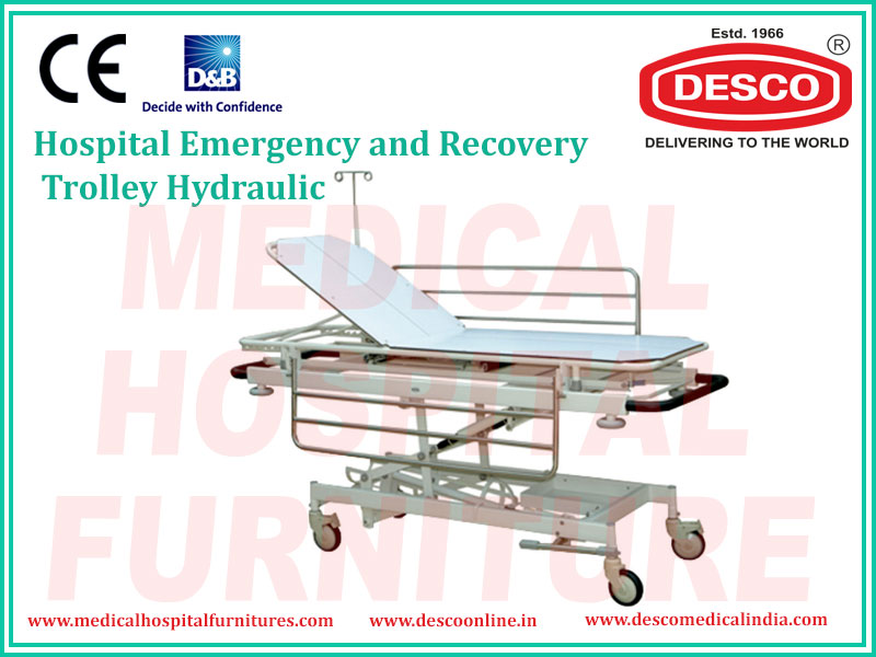 EMERGENCY AND RECOVERY TROLLEY HYDRAULIC