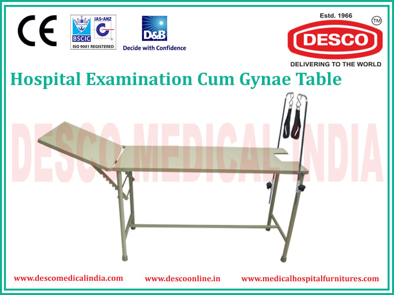 GYNAE CUM EXAMINATION TABLE