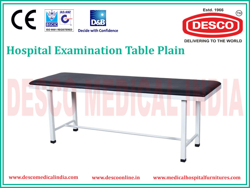 PLAIN EXAMINATION TABLE
