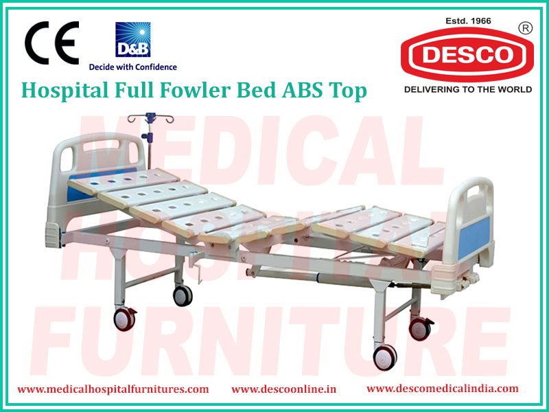 FULL FOWLER BED ABS TOP