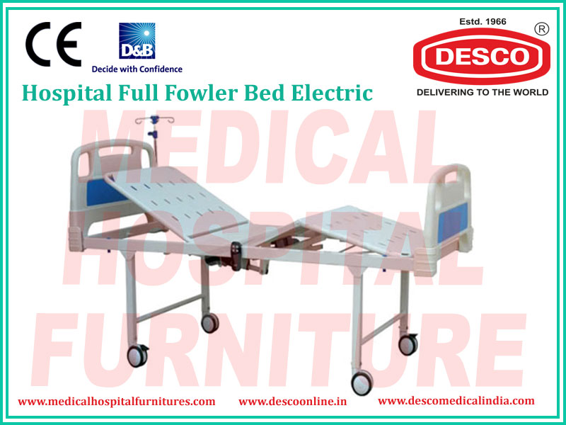 FULL FOWLER ELECTRIC BED