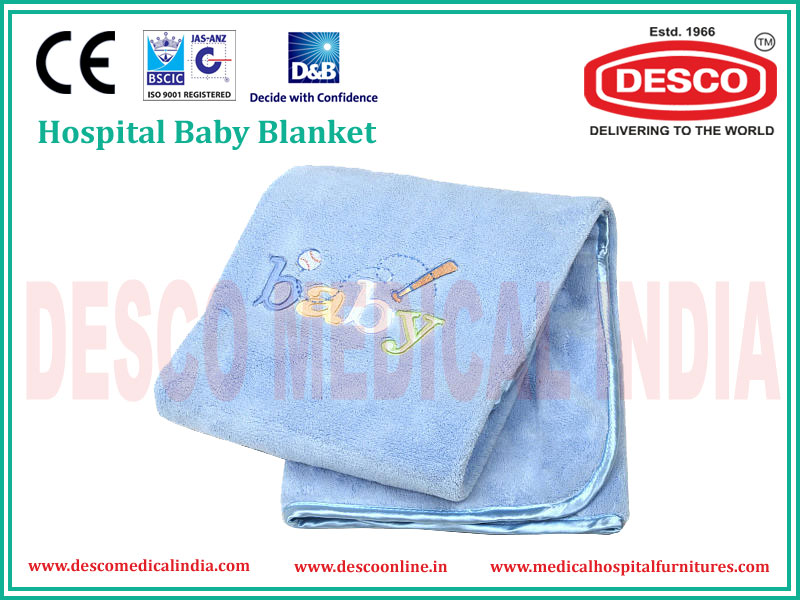HOSPITAL BABY BLANKETS