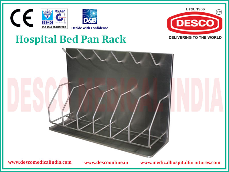 Bed Pan Rack Suppliers