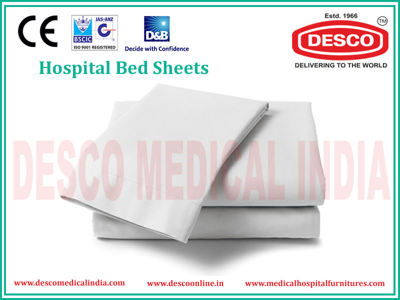 hospital bed sheets suppliers