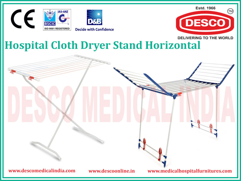 HORIZONTAL CLOTH DRYER STAND