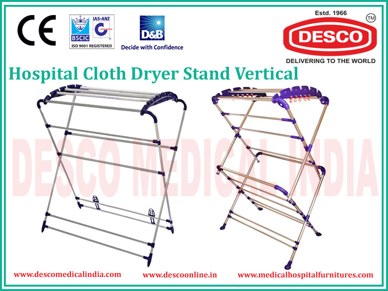 VERTICAL CLOTH DRYER STAND