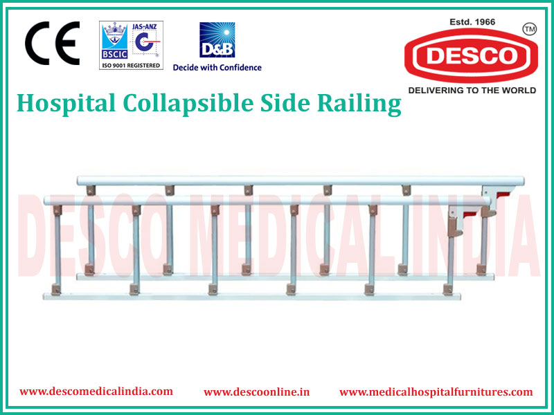 COLLAPSIBLE SIDE RAILING