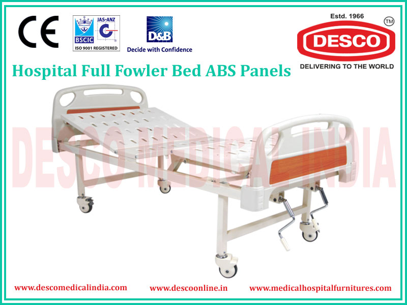FULL FOWLER ABS PANEL BED