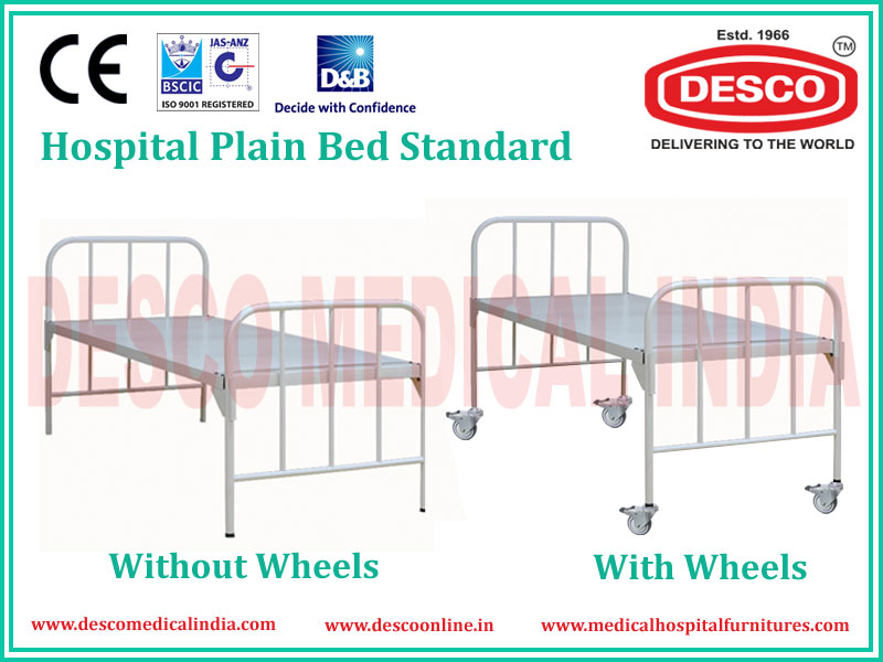 PLAIN STANDARD BED
