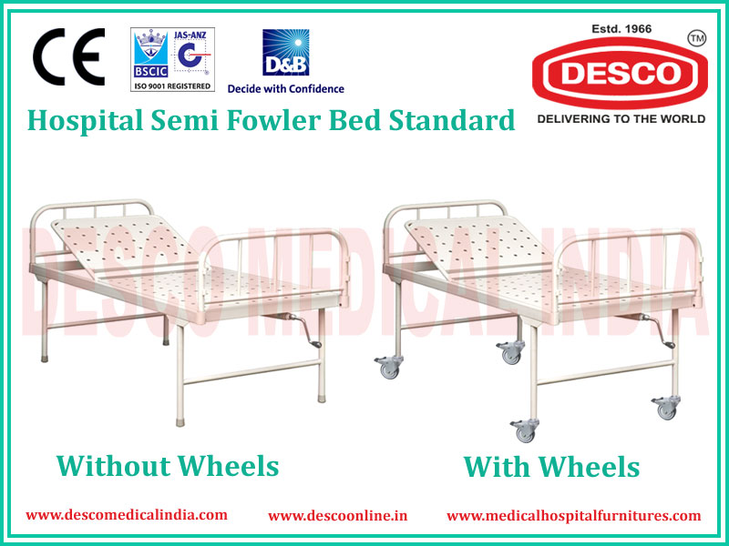 SEMI FOWLER STANDARD BED