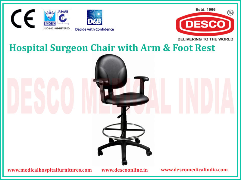 ARM REST SURGEON CHAIR