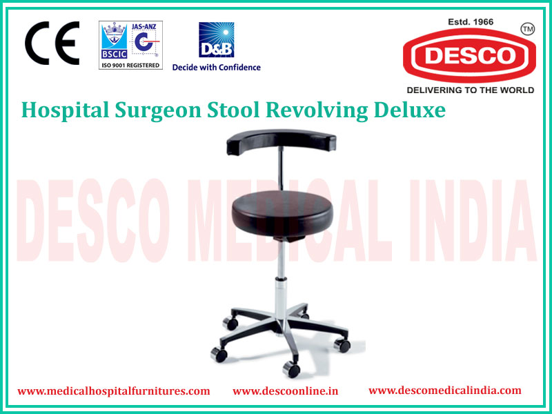 DELUXE SURGEON CHAIR