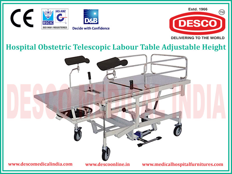 ADJUSTABLE LABOUR TABLE