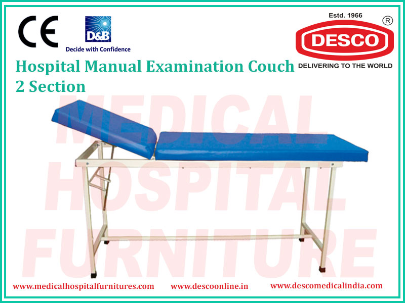 MANUAL EXAMINATION COUCH 2 SECTION