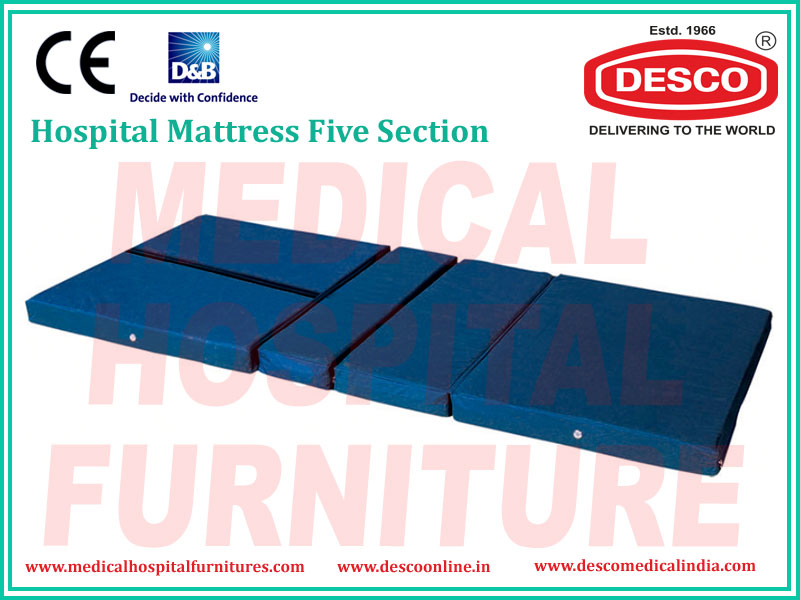 6 SECTION MATTRESS