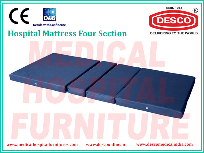 4 SECTION MATTRESS