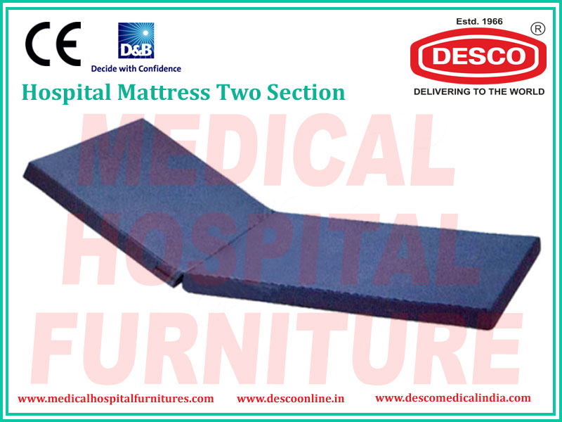 2 SECTION MATTRESS