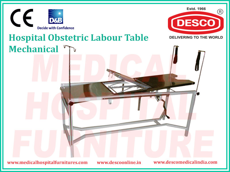 OBSTETRIC LABOUR TABLE MECHANICAL