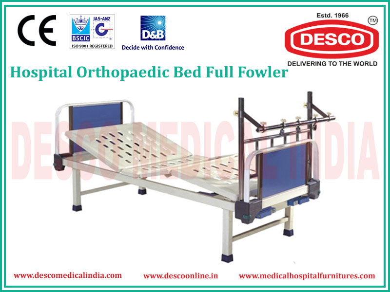 FULL FOWLER ORTHOPAEDIC BED