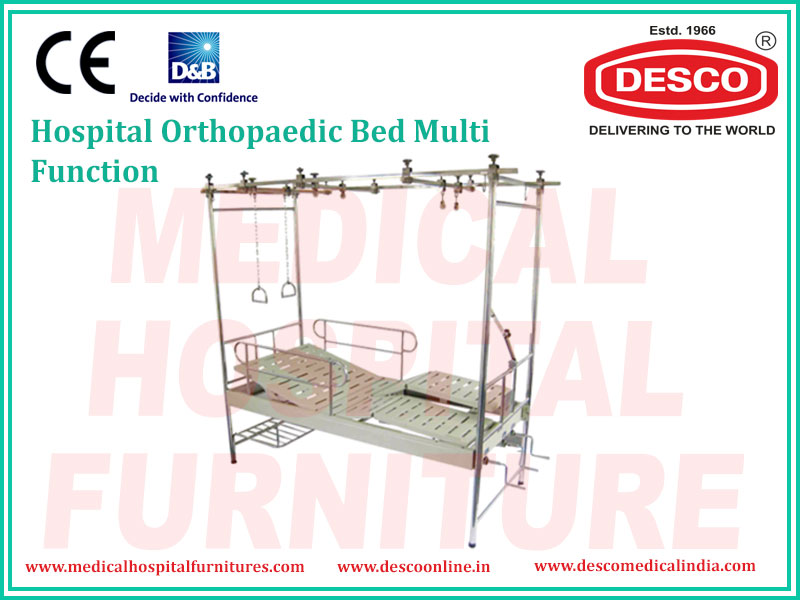 ORTHOPAEDIC BED MULTI FUNCTION