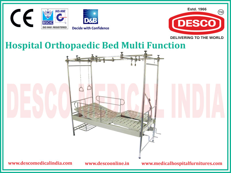 MULTI FUNCTION ORTHOPAEDIC BED