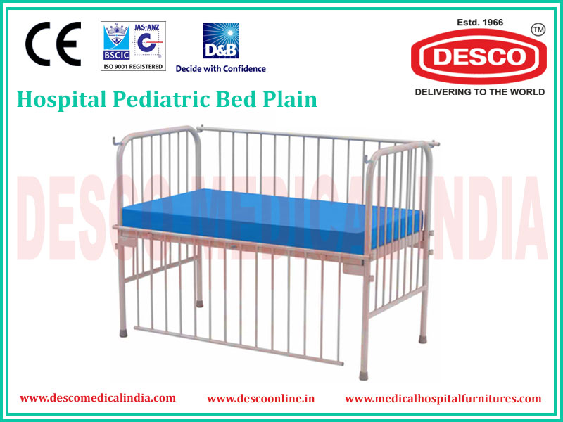 PEDIATRIC PLAIN BED