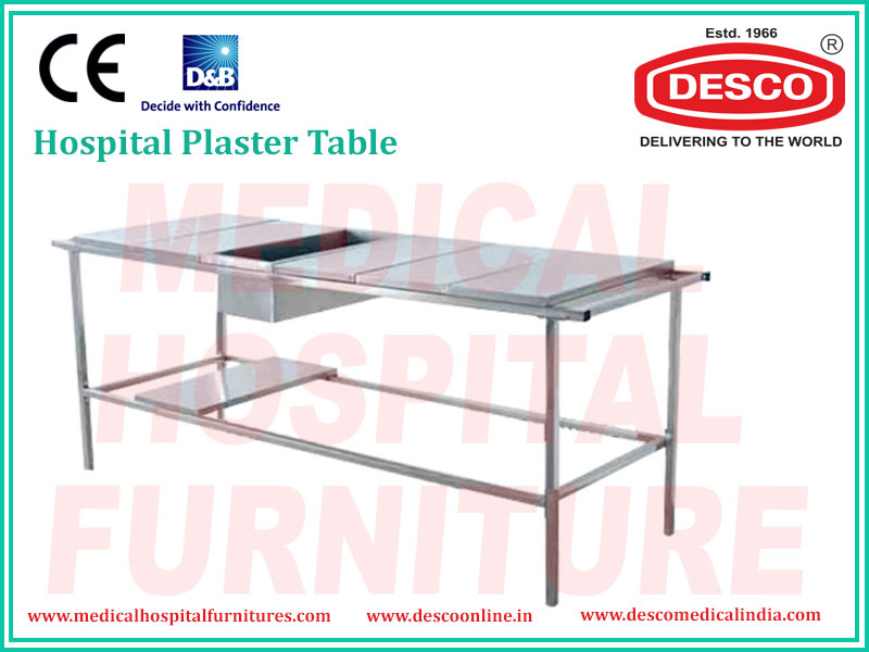 PLASTER TABLE