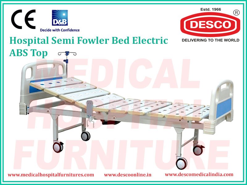 SEMI FOWLER BED ELECTRIC ABS TOP