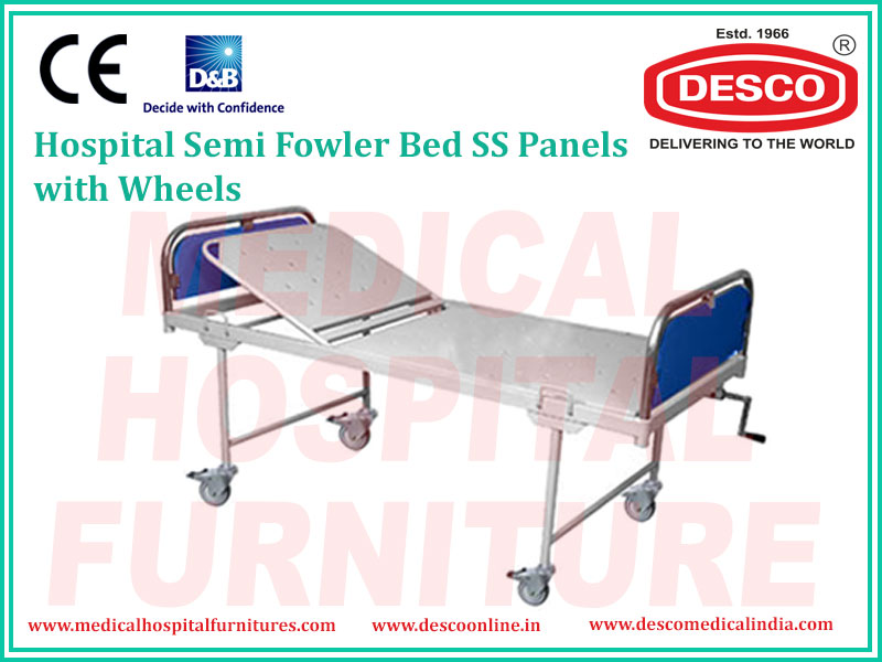 SEMI FOWLER BED SS PANELS