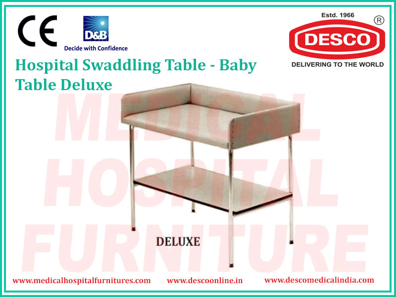 SWADDLING TABLE - BABY TABLE DELUXE