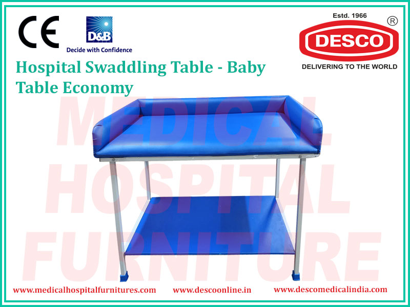 SWADDLING TABLE - BABY TABLE ECONOMY