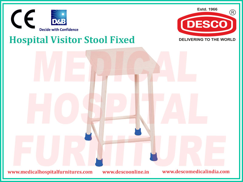 FIXED VISITOR STOOL