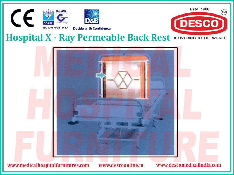 PERMEABLE BACK REST